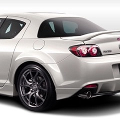 Essex Rotary Type Mz Rear Spats For Rx 8 R3 Essex Rotary Store