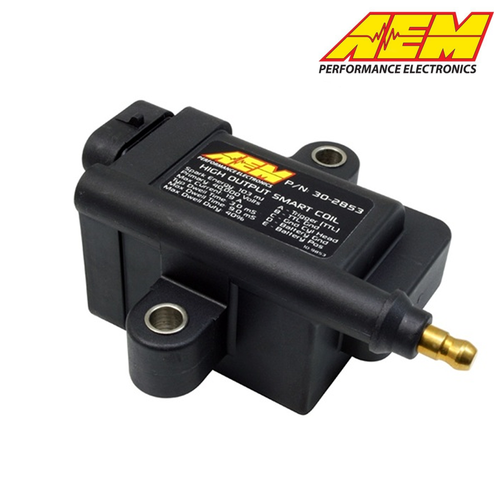 AEM High Output Inductive Smart Coil Aem Cop Wiring Diagram on