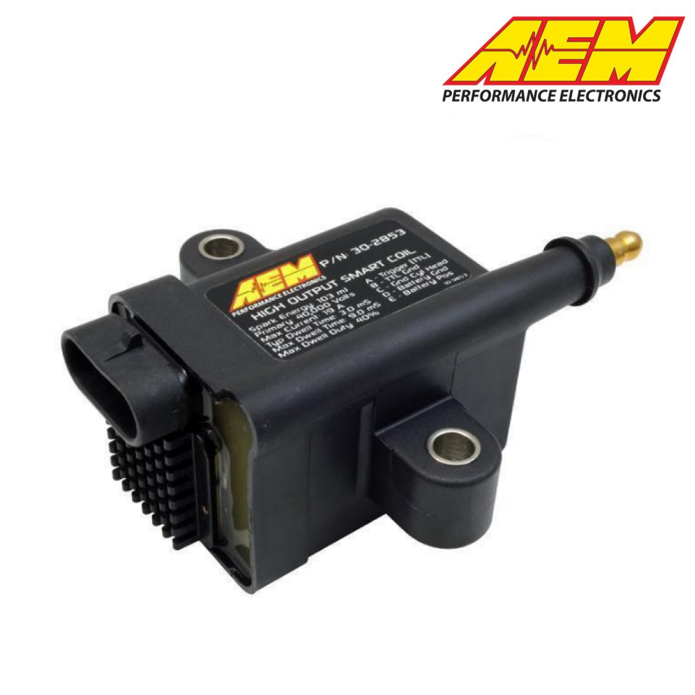 Aem High Output Inductive Smart Coil Essex Rotary Store In Engine Ls1 Wiring Diagram