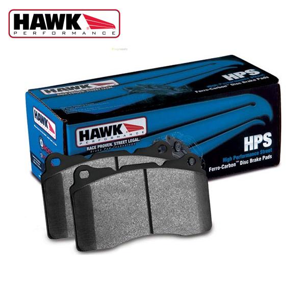 Hawk Performance HPS Brake Pad Set for RX-8