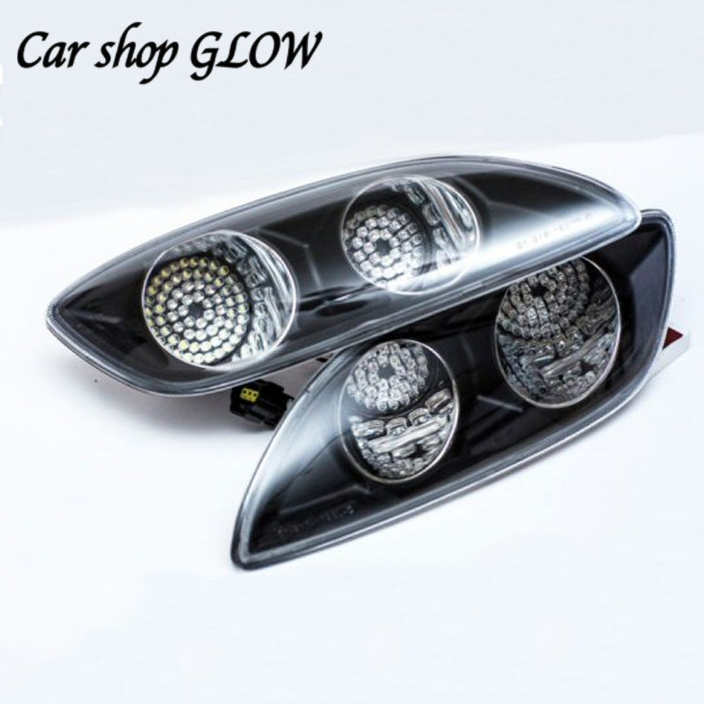 Car Shop Glow Front Bumper Combination Lights For Fd3s Essex