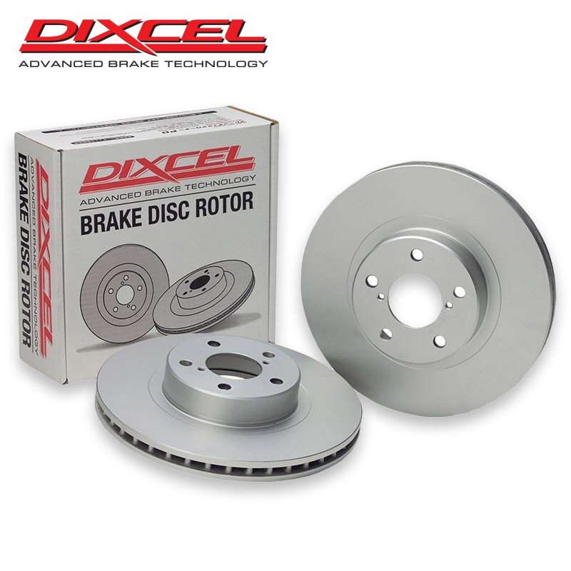 Dixcel PD Standard Brake Discs for RX-7 FD3s